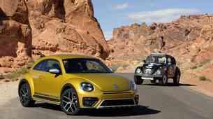 VW Beetle Dune kot spomin na znamenite peščene dirke