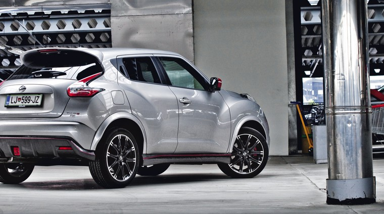 Kratki test: Nissan Juke 1.6 DIG-T Nismo RS (foto: Saša Kapetanovič)