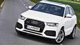 Kratki test: Audi Q3 2.0 TDI (110 kW) Quattro Sport