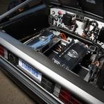 Marty, električni avtomobil, ki avtonomno drifta (foto: Renovo Motors)