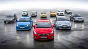 Novo v Sloveniji: Opel Astra