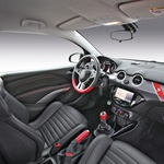 Kratki test: Opel Adam S 1.4 Turbo (110 kW) (foto: Saša Kapetanovič)