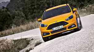 Kratki test: Ford Focus ST 2.0 TDCi