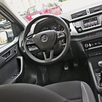 Podaljšani test: Škoda Fabia Combi 1.2 TSI (81 kW) Ambition (foto: Saša Kapetanovič)