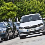 Podaljšani test: Škoda Fabia Combi 1.2 TSI (81 kW) Ambition (foto: Uroš Modlic)