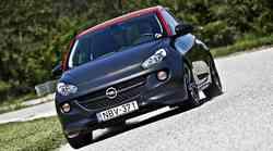 Kratki test: Opel Adam S 1.4 Turbo (110 kW)