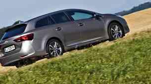 Kratki test: Toyota Avensis Wagon 1.6 D-4D Style