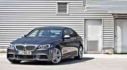 Kratki test: BMW M550d xDrive