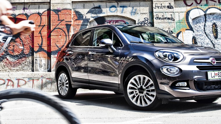 Test: Fiat 500X City Look 1.6 Multijet 16V Lounge (foto: Saša Kapetanovič)