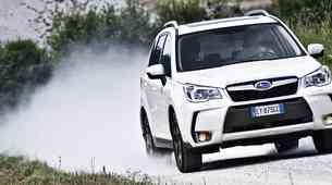 Kratki test: Subaru Forester 2.0 D-S Lineartronic Sport Unlimited