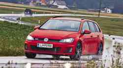 Kratki test: Volkswagen Golf Variant 2.0 TDI (135 kW) GTD