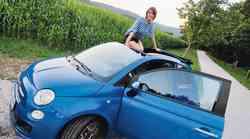 Kratki test: Fiat 500C 1.2 8V Sport