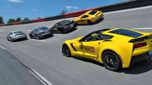 Vzporedni test: Corvette Z06, F-Type R AWD Coupe, AMG GT S, GT-R Track Edition, 911 Turbo