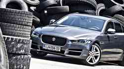 Test: Jaguar XE 20d (132 kW) Prestige