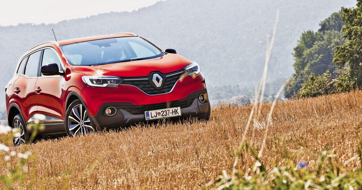 Renault Kadjar Testi