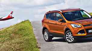 Kratki test: Ford Kuga 2.0 TDCi (132 kW) 4X4 Titanium