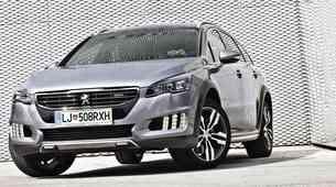 Kratki test: Peugeot 508 RXH 2.0 BlueHDi 180