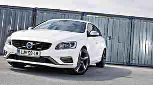 Kratki test: Volvo V60 D4 Momentum R-Design