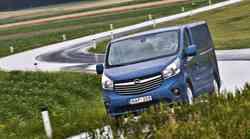 Kratki test: Opel Vivaro Kombi L1 H1 1.6 CDTi (103 kW)