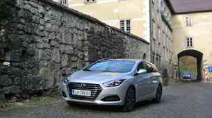 Novo v Sloveniji: Hyundai i40 in ix20