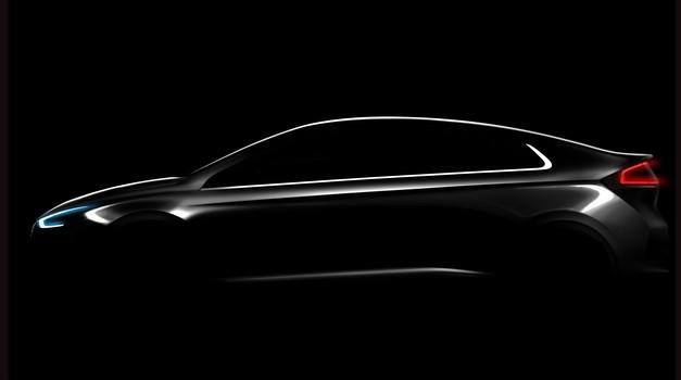 Hyundai Ioniq - avtomobil s tremi možnostmi pogona (foto: Hyundai)