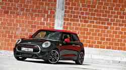 Kratki test: Mini John Cooper Works