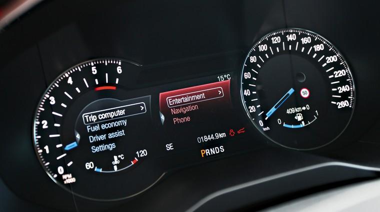 Kratek test: Ford Galaxy 2.0 TDCi Titanium (foto: Saša Kapetanovič)