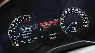 Kratek test: Ford Galaxy 2.0 TDCi Titanium