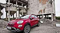 Kratek test Fiat 500X Off Road