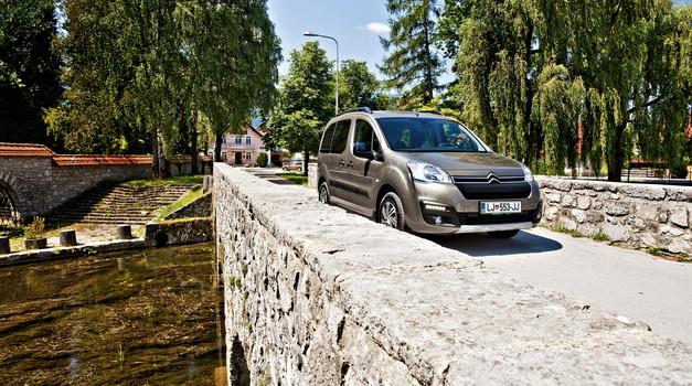 Kratek test Citroën Berlingo Multispace BlueHDi 120 XTR (foto: Saša Kapetanovič)