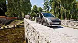 Kratek test Citroën Berlingo Multispace BlueHDi 120 XTR