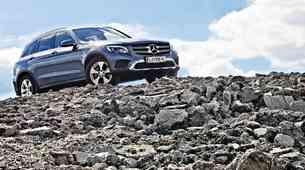 Test Mercedes-Benz GLC 220 d 4MATIC