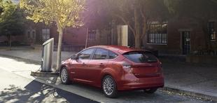 Ford Focus Electric s povečanim dosegom