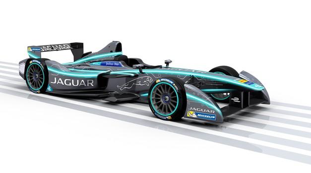 Jaguar se vrača na avtomobilske dirke (foto: Jaguar Land Rover)