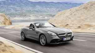 Mercedes-Benz SLK je postal SLC
