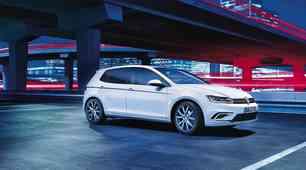 Razkrivamo: Volkswagen Golf: Previdnost je mati modrosti
