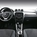 Suzuki Vitara 1,6 VVT 4WD Elegance (foto: Saša Kapetanovič)