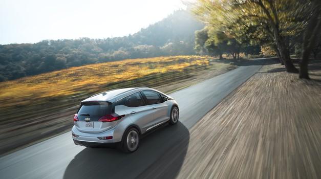 Vse kaže, da bo tudi Citroën imel svojega 'Bolta' na električni pogon (foto: GM)