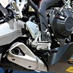 Test: Honda CBR 650 FA (foto: Saša Kapetanovič)
