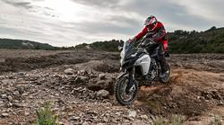Video: Enduro Ducati Multistrada