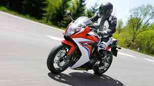 Test: Honda CBR 650 FA