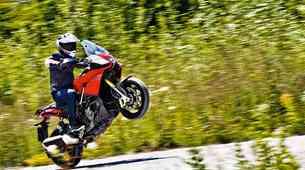 Test: Aprilia Caponord 1200 ABS