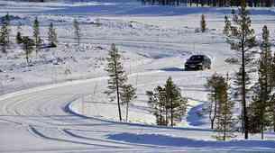 Michelin lastnik zimskega preskusnega centra