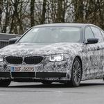 Razkrivamo: BMW serije 5 tudi kot priključni hibrid (foto: Automedia)