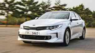 Kia Optima/ Hybrid/Plug-in Hybrid: Zadovoljitev vseh potreb