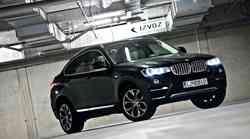 BMW X4 xDrive 20d xLine