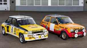 Renault 5 Turbo se vrača