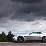 Aston Martin DB10 s podpisom 'Jamesa Bonda' bo naprodaj (foto: Aston Martin)
