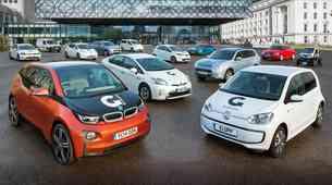 Velika Britanija investira v električno prihodnost mest