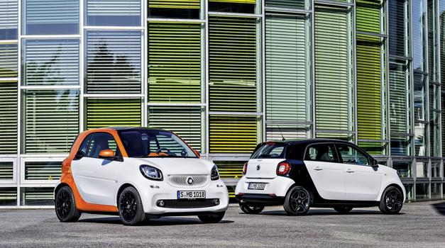 Razkrivamo: Prihaja četrta generacija Smarta EV (foto: Daimler)